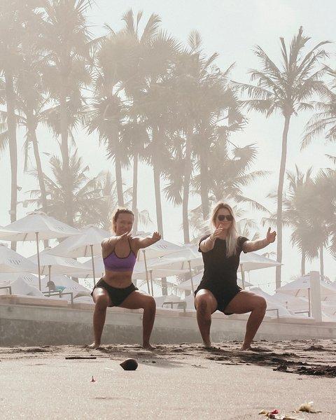 Be Active Bali - dovolená s jógou