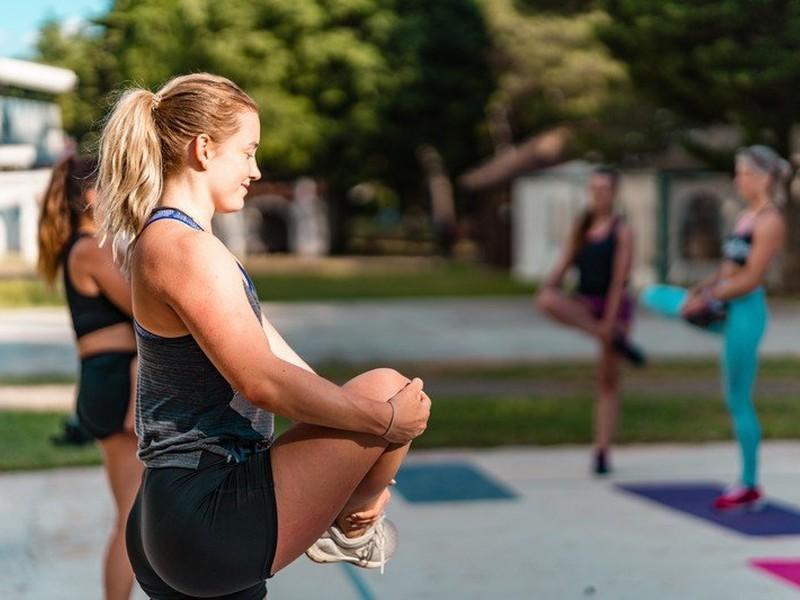 Be Fit Srí Lanka - dovolená s jógou