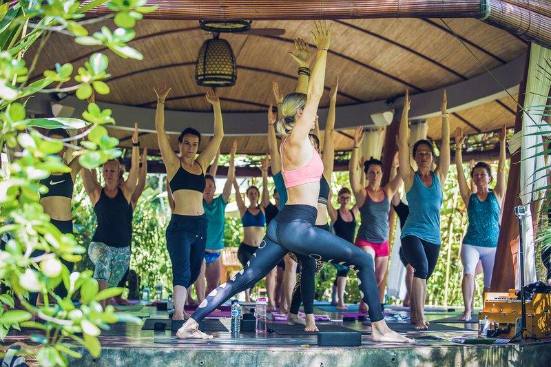 Jóga na Bali - pobyt s jógou