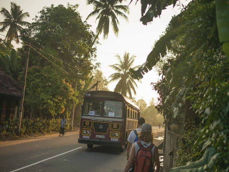 Be Fit Srí Lanka - pobyt s jógou