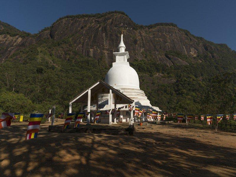 Jóga na Srí Lance - pobyt s jógou