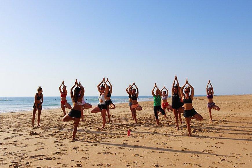 Jóga ve Francii - dovolená s jógou