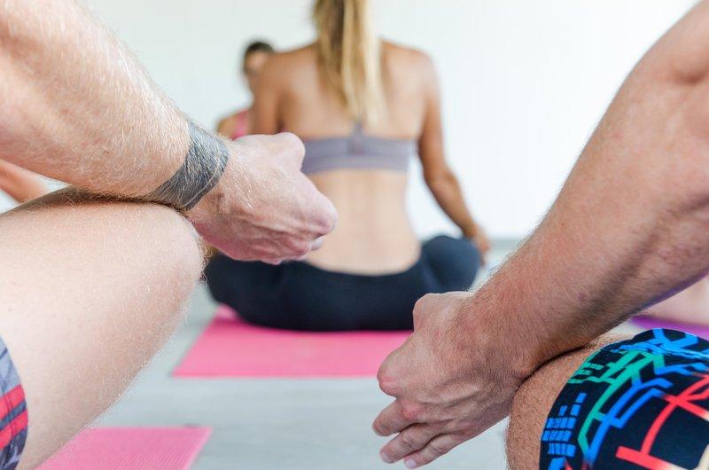Jóga mi dává velkou vnitřní silu a stabilitu - dovolená s jógou