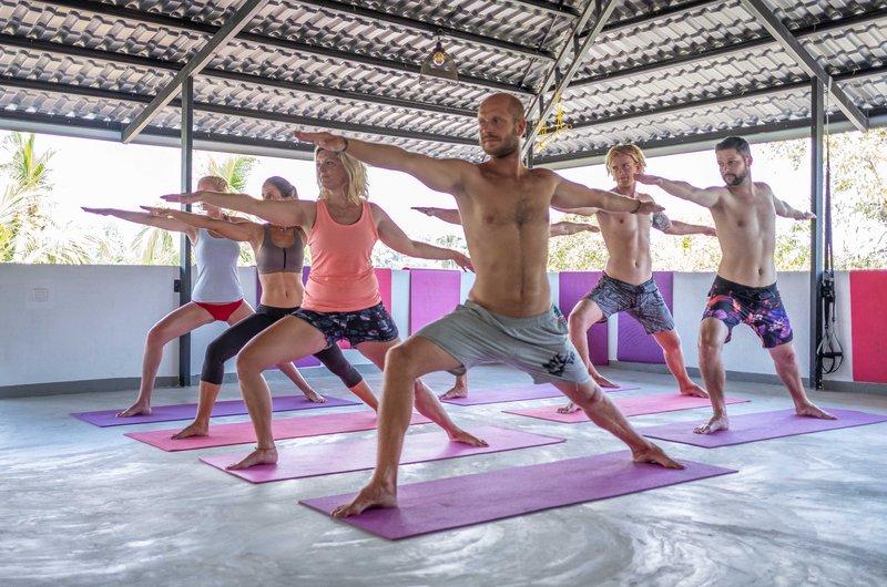 Jóga mi dává velkou vnitřní silu a stabilitu - pobyt s jógou