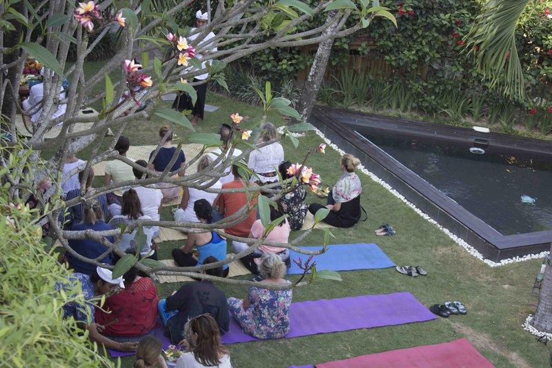 Na kole po Bali - dovolená s jógou