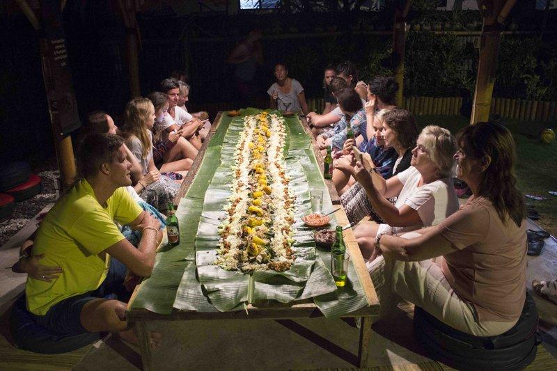 Na kole po Bali - pobyt s jógou