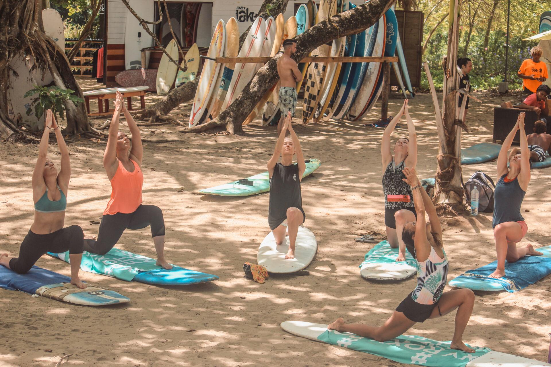 PROČ JÓGA A OCEÁN? - dovolená s jógou