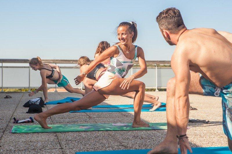 Jóga<br>v Krkonoších - dovolená s jógou