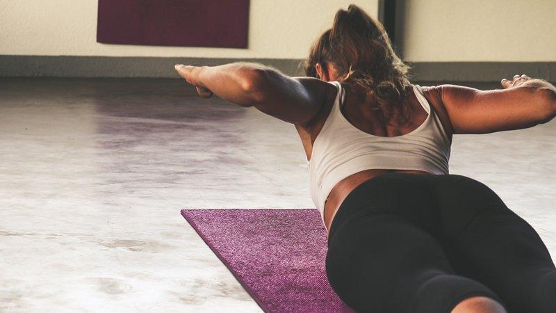 Jóga na Vysočině - pobyt s jógou